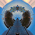 B-427 Subholding Skyline by Wendy J St Christopher