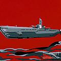 Submarine Sandwhich by Slade Roberts