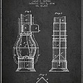 Submarine Telescope Patent From 1864 - Dark by Aged Pixel