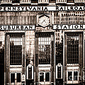 Suburban Station by Olivier Le Queinec