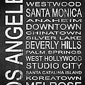Subway Los Angeles 1 by Melissa Smith