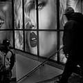 Subway Noir by Miriam Danar