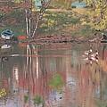 Sudbury River by Cliff Wilson