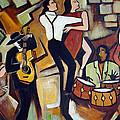 Suenos De Tango by Valerie Vescovi