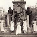 Suffragettes, 1918 by Granger