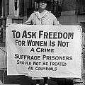 Suffragist 1917 by Granger