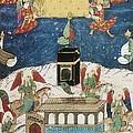 Sufti Abdullah 16th Century. Angels by Everett