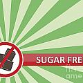 Sugar Free Banner by Tim Hester