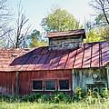 Sugar House Of Old by Deborah Benoit
