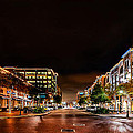 Sugar Land Town Square by David Morefield