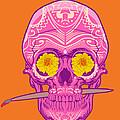 Sugar Skull 2 by Nelson Dedos Garcia