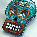 Sugar Skull by Jenny Bowman