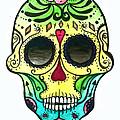 Sugar Skull  by Skye Pratt
