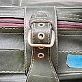 Suitcase Buckle by Tom Gowanlock