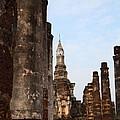 Sukhothai Historical Park - Sukhothai Thailand - 011320 by DC Photographer