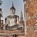 Sukhothai Historical Park - Sukhothai Thailand - 011332 by DC Photographer