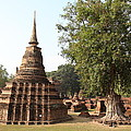 Sukhothai Historical Park - Sukhothai Thailand - 011333 by DC Photographer