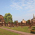 Sukhothai Historical Park - Sukhothai Thailand - 011344 by DC Photographer