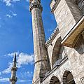 Suleiman Mosque 08 by Antony McAulay