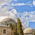 Suleiman Mosque 18 by Antony McAulay