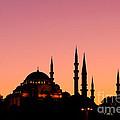 Suleymaniye Sundown 01 by Rick Piper Photography