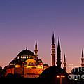 Suleymaniye Sundown 03 by Rick Piper Photography