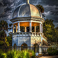 Sulfur Springs Gazebo by Marvin Spates
