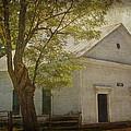 Sulphur Springs Methodist Church by Mel Hensley