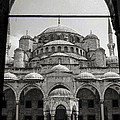 Sultan Ahmed Mosque by Ryan Cosgrove