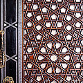Sultan Ahmet Mausoleum Door 01 by Rick Piper Photography