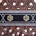 Sultan Ahmet Mausoleum Door 03 by Rick Piper Photography