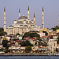 Sultan Ahmet Camii by Bob Phillips
