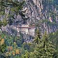 Sumela Monastery In Black Sea Region Of Turkey by Ayhan Altun