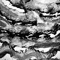 Sumi-e 130225-2 by Aquira Kusume