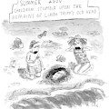 'summer 2000' by Roz Chast
