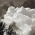 Summer Afternoon Cloudscape by Charles Owens