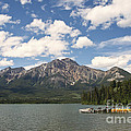 Summer At Pyramid Lake by Ivy Ho