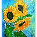 Summer Bloom by Sarabjit Kaur