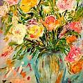 Summer Bouquet by Barbara Pirkle