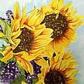 Summer Bouquet by Nicole Curreri