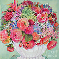 Summer Bouquet by Sherri Crabtree