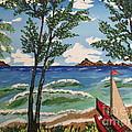 Summer Breeze by Jeffrey Koss