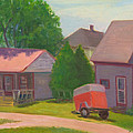 Summer Cottages Maine by Phyllis Tarlow