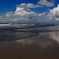 Summer Day At The Beach by Linda Unger