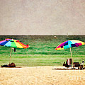 Summer Days At The Beach by Scott Pellegrin