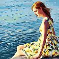 Summer Eve by Anita Hubbard