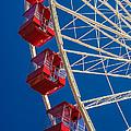 Summer Ferris Wheel Fun by Julie Palencia