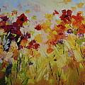 Summer Field by Yvonne Ankerman