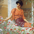 Summer Flowers by John William Godward
