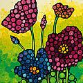 Summer Garden 2 by Sharon Cummings
